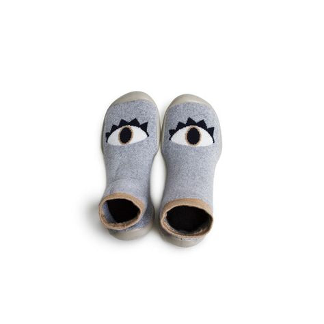 Collegien Cosmic Eye/Oeil Cosmique Slipper Socks