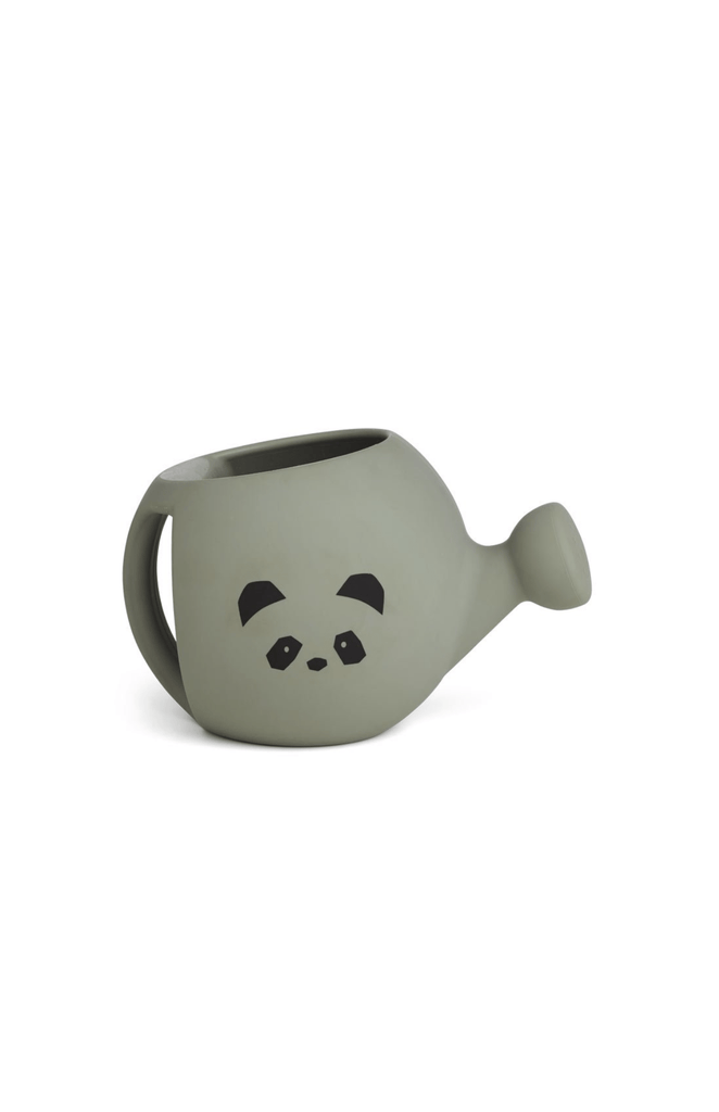 Liewood Faune Green Panda Watering Can