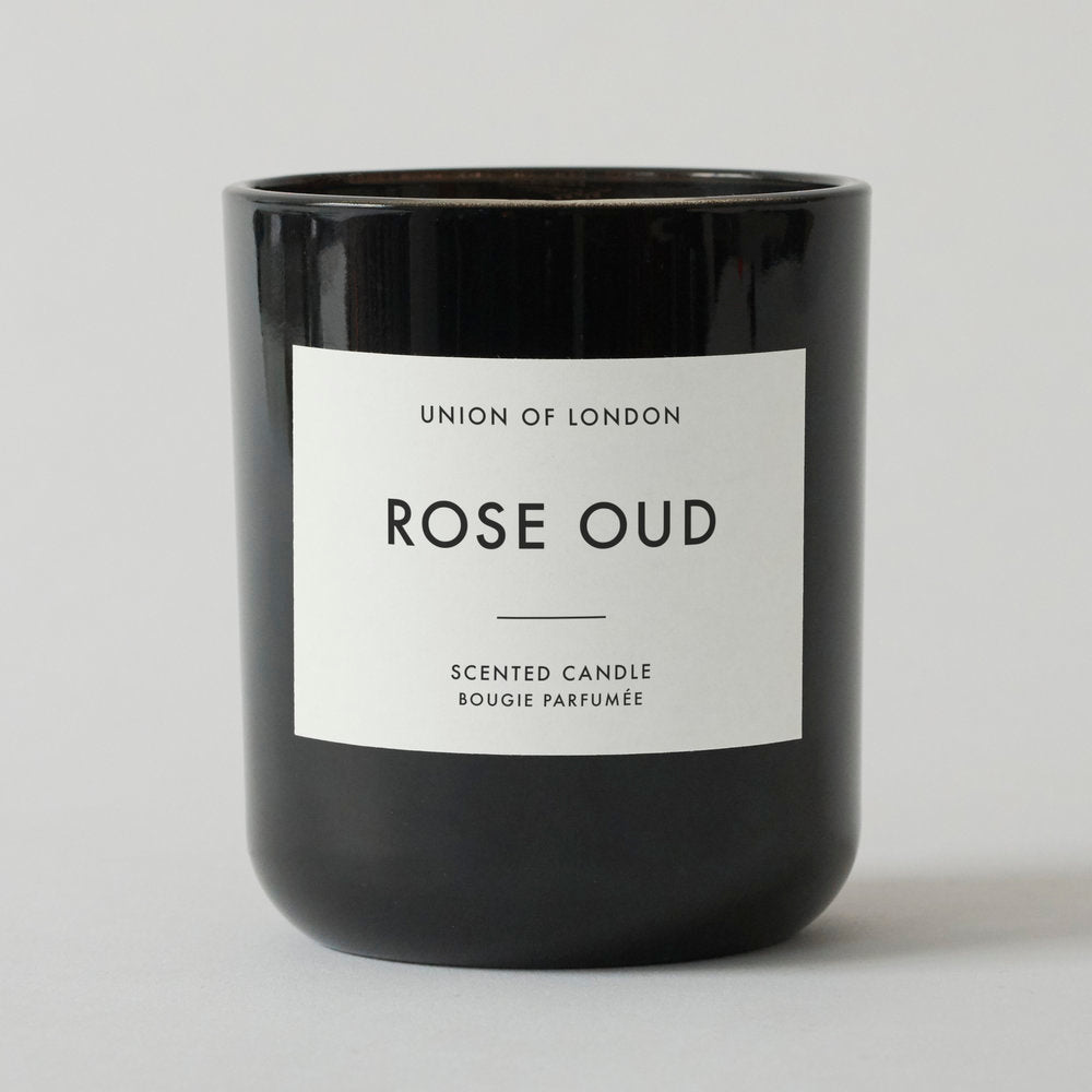 UOL Rose Oud Medium Candle