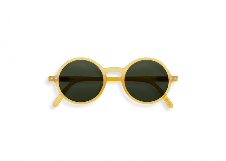 Izipizi Junior 5-10yrs Sunglasses #G Yellow Honey