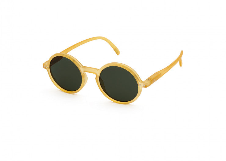 Izipizi Junior Sunglasses #G Yellow Honey