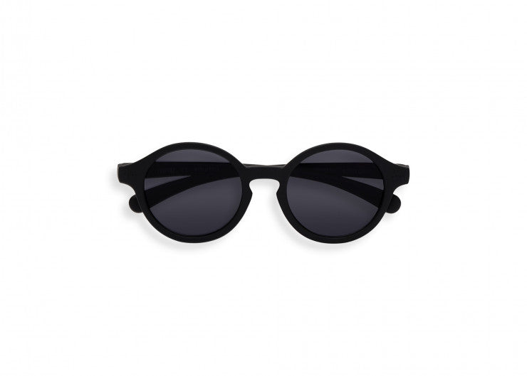 Izipizi Sun Kids+ Sunglasses Black 3 yrs