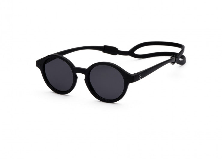 Izipizi 3-5yrs Sun Kids+ Sunglasses Black