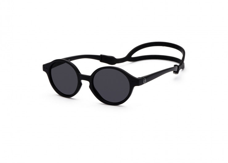 Izipizi Sun Kids Sunglasses Black 12-36m
