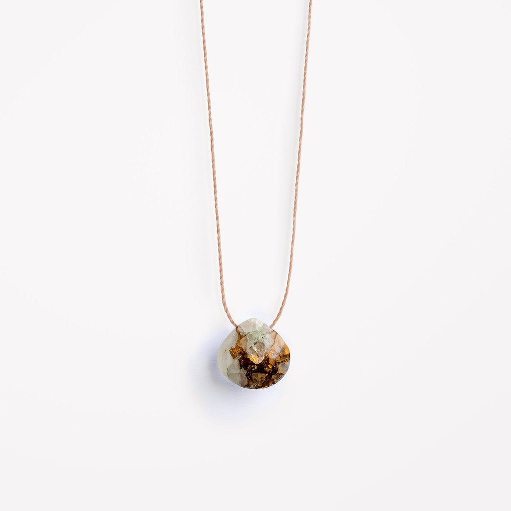 Wanderlust Life Calcite Necklace