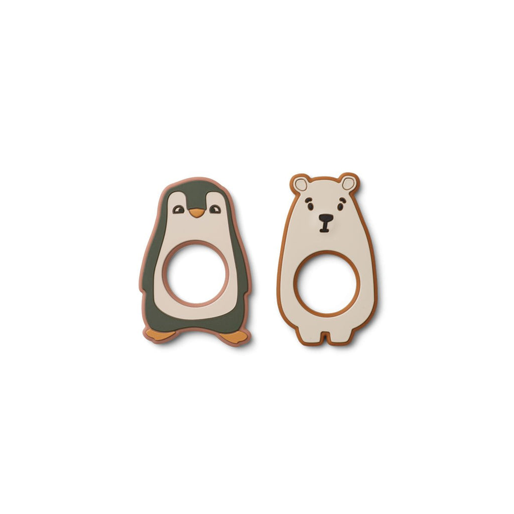Liewood Gill Teether 2 Pack