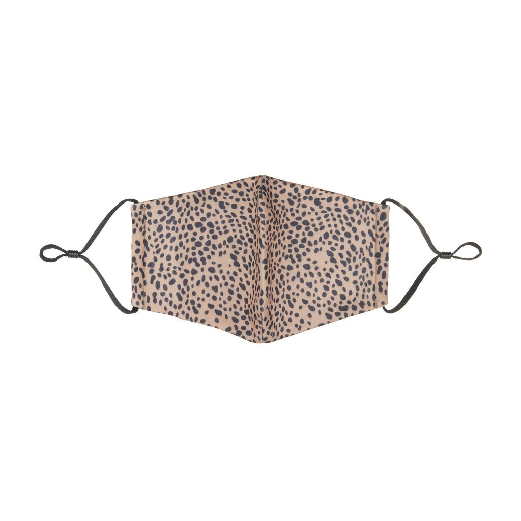 Mimi & Lula Animal Print Adult's Face Mask