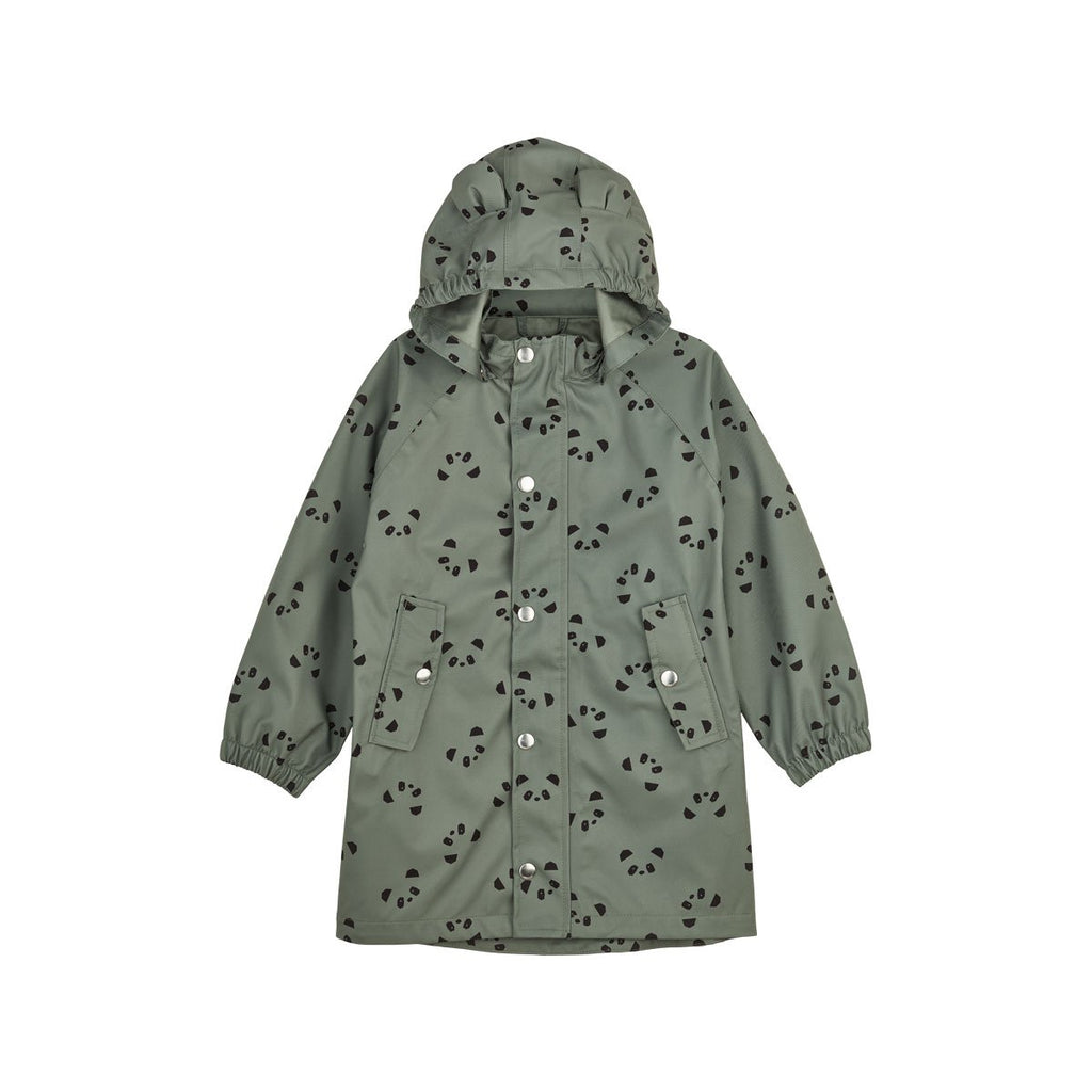 Liewood Blake Mini Panda Long Raincoat