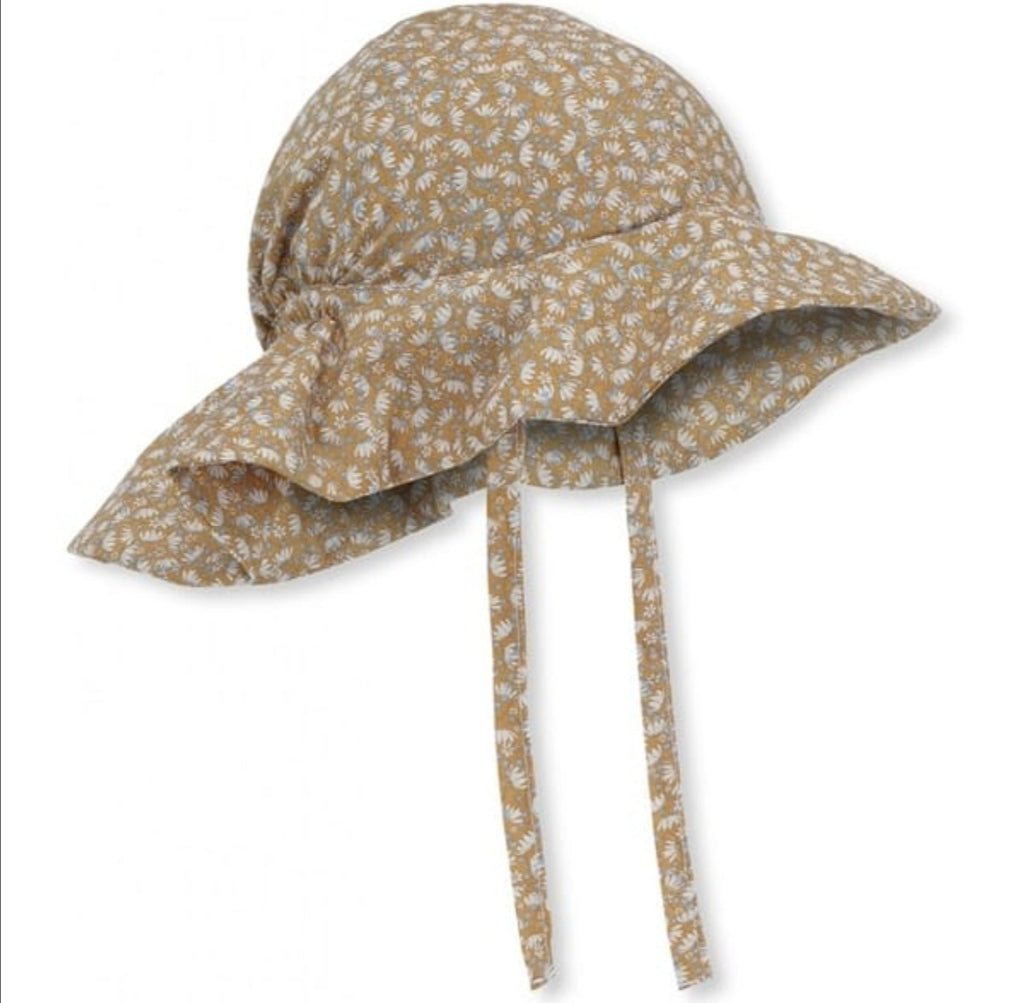 Konges Slojd Dark Honey Sunhat