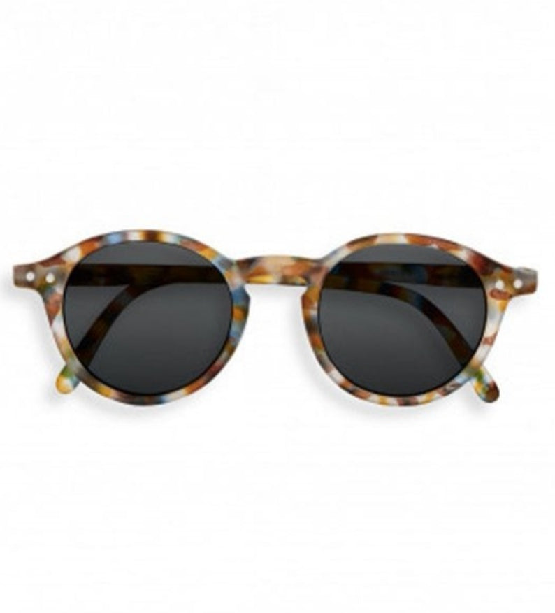 Izipizi Junior Sunglasses #D Blue Tortoise