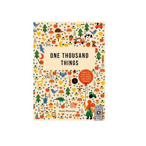 Anna Kovecses: One Thousand Things