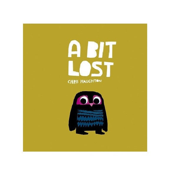 Chris Haughton - A Bit Lost
