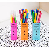 Omy Ultra Washable Felt Pen Markers