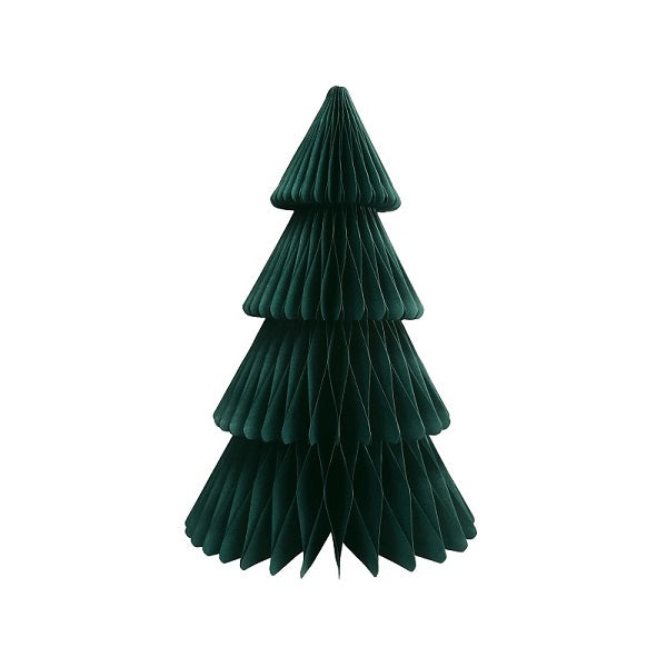 Paper Christmas Tree Green