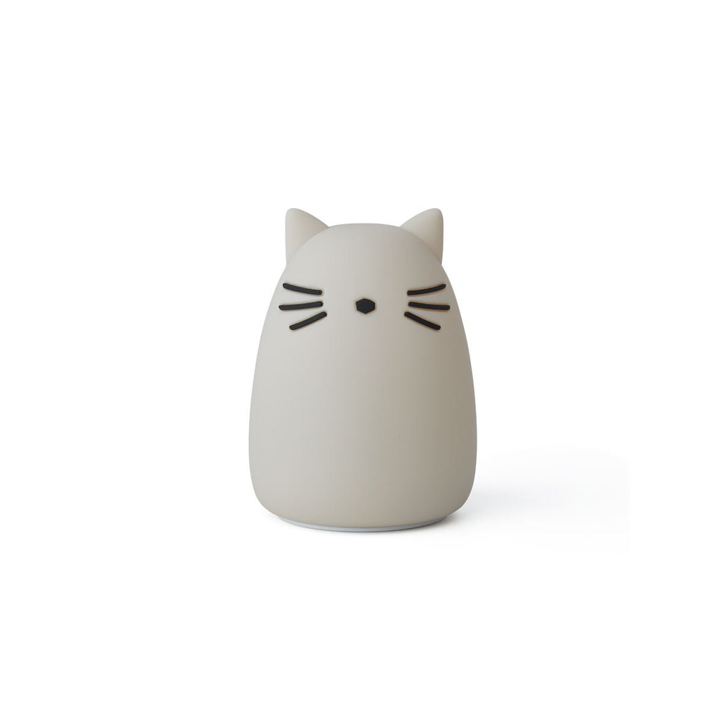 Liewood Cat Dumbo Grey Night Light