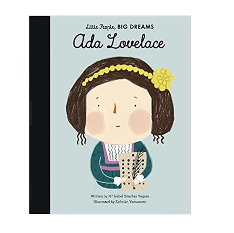 Little People Big Dreams: Ada Lovelace