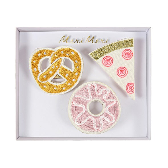 Meri Meri Snack Brooches