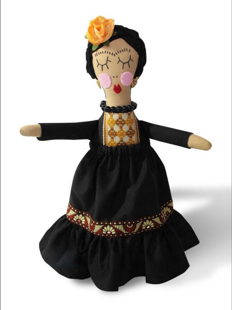 Rosie Girl Frida Doll