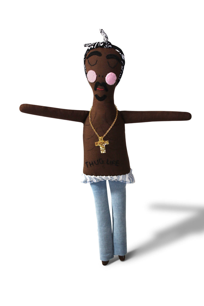 Rosie Girl TuPac Doll