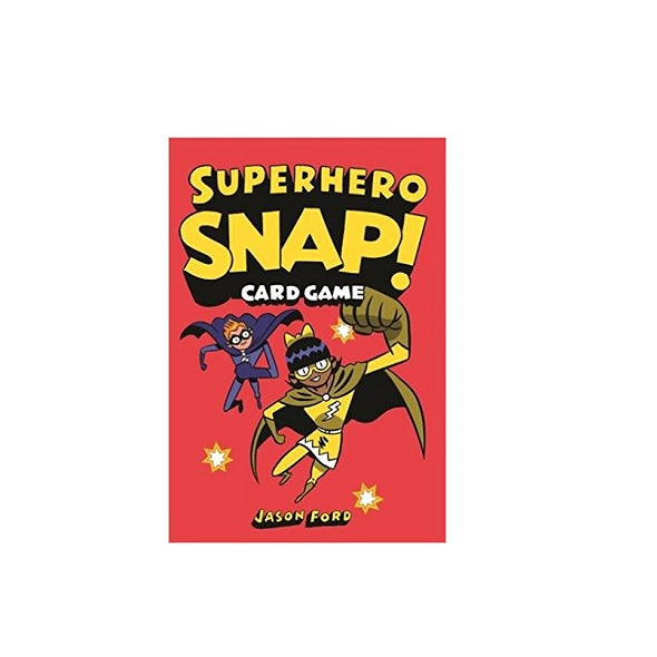 Superhero Snap Cards