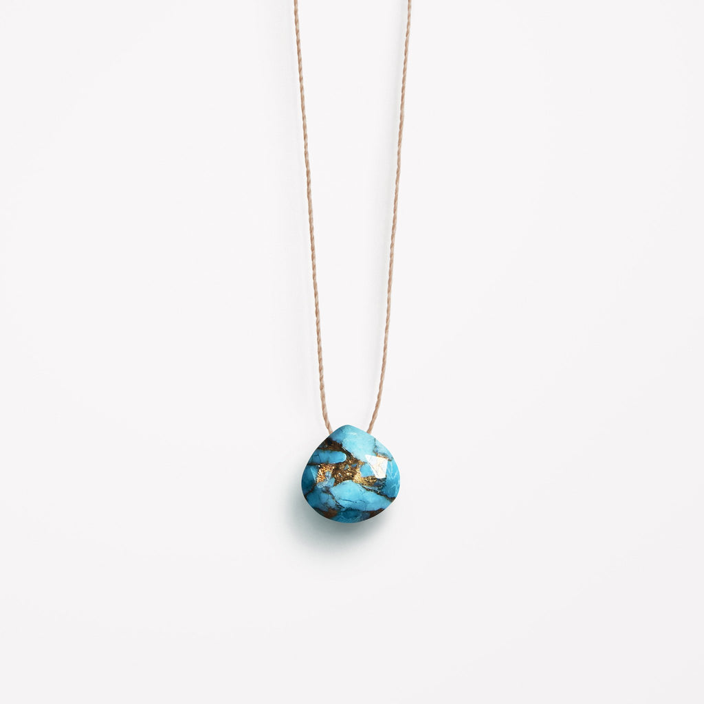 Wanderlust Life Mohave Turquoise Necklace