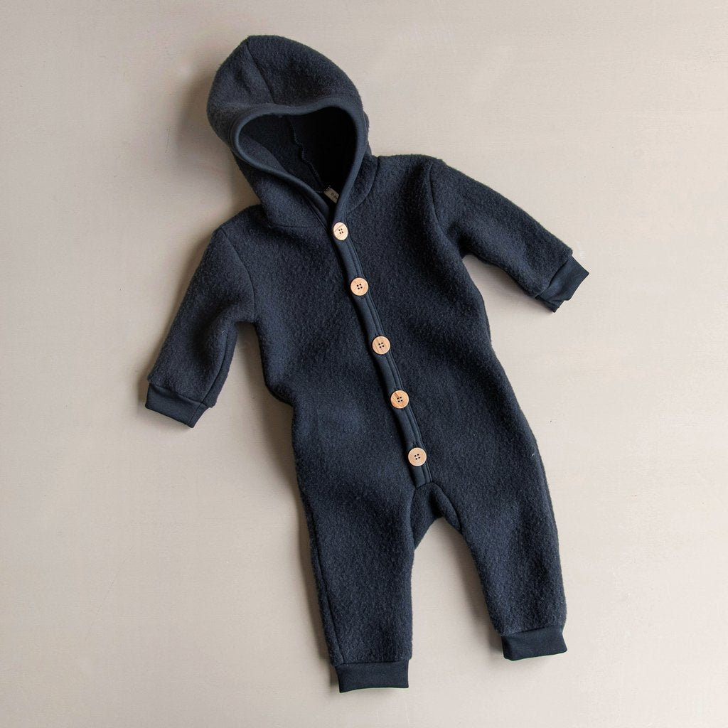 Organic Zoo Merino Wool Suit