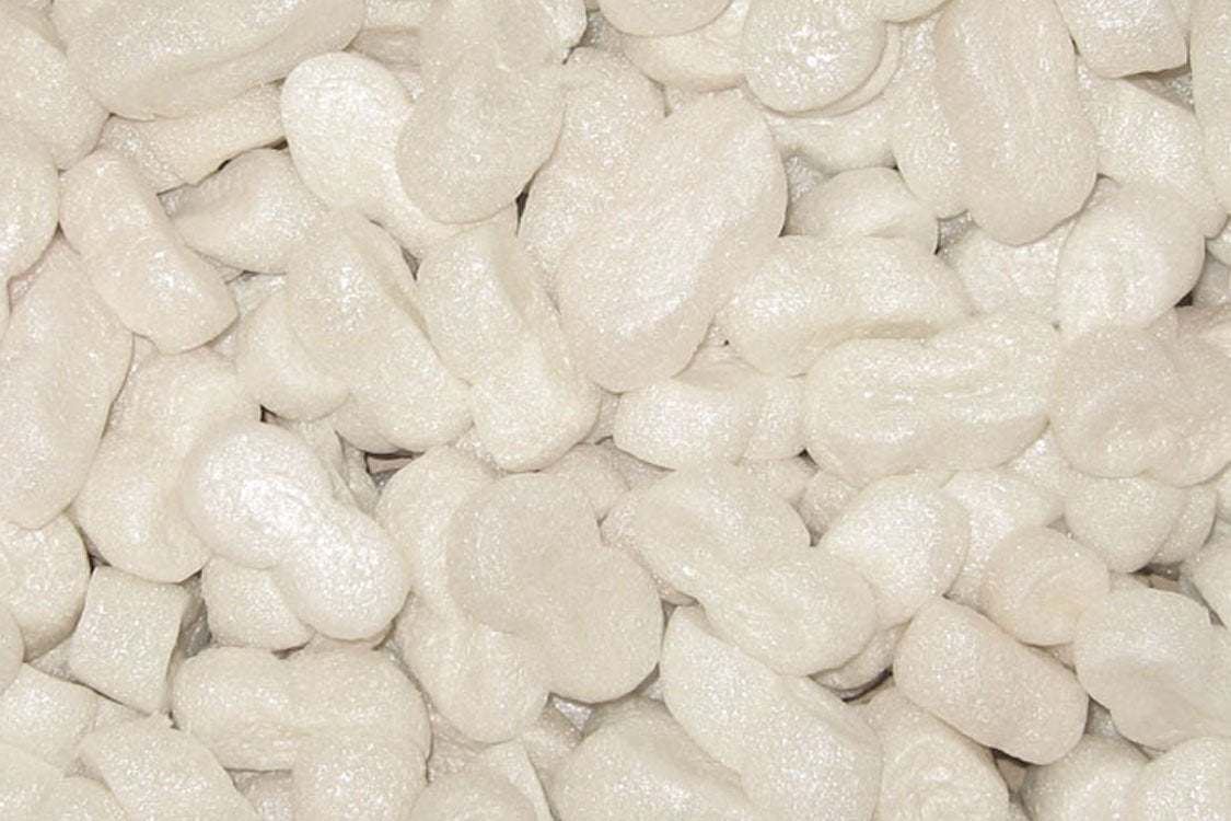 void fill packing peanuts