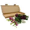 Lil Flowers Letterbox Packaging Brown
