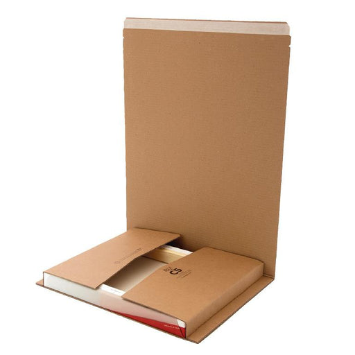 C5 Bukwrap Book Packaging