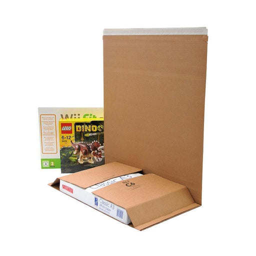 C6 Bukwrap Book Packaging