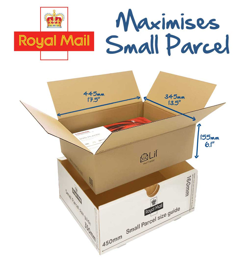 E5-SP Royal Mail Small Parcel Cardboard Box
