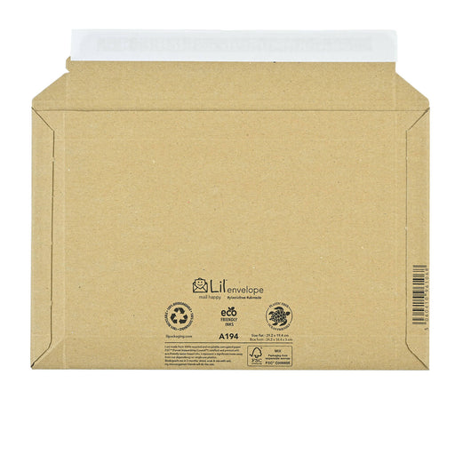 Cardboard Envelopes 292 x 194 mm (Lil A194)