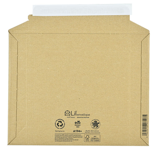 Cardboard Envelopes 292 x 234 mm (Lil A194+)