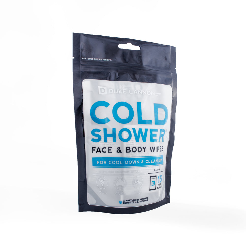 Cold Shower Cooling Field Towels - 15 pack