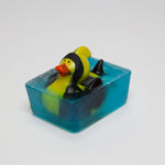 Tropical Fish Duck Soap