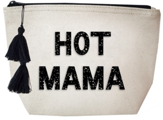 Hot Mama - Crystal Cosmetic Case