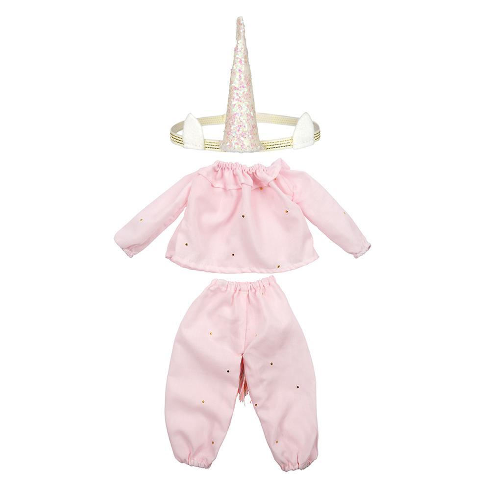 Unicorn Doll Dress Up Kit