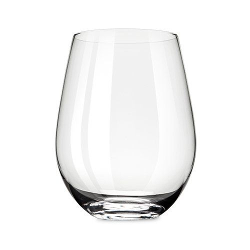Grand Cru Stemless Wine Glass - set of 4