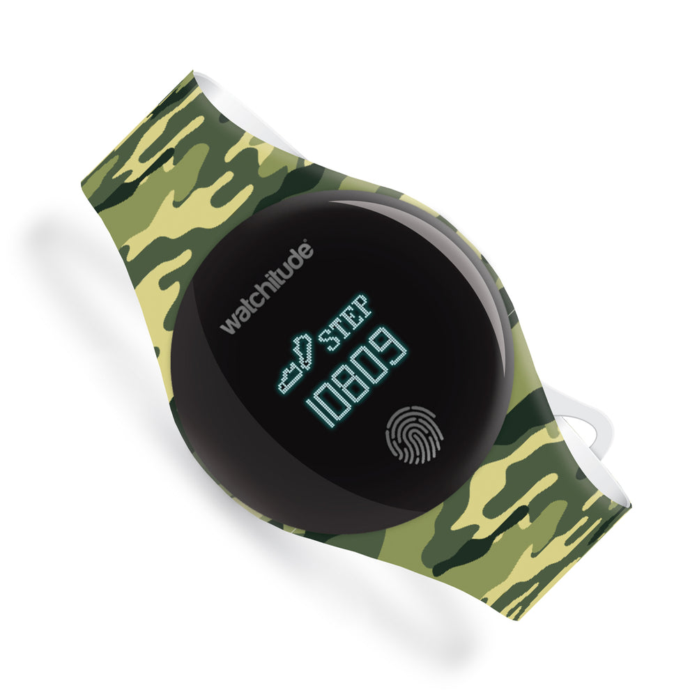 Army Camo - Move Kids Activity Watch