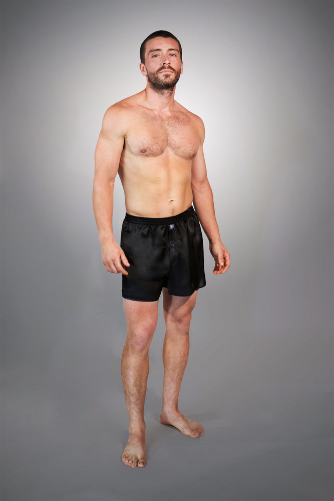 Men's Silk Boxer