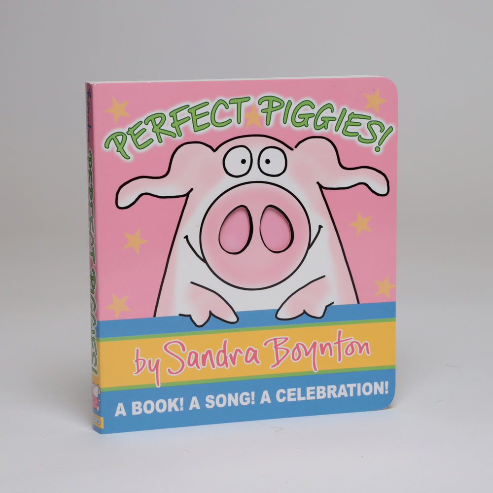 Perfect Piggies!, By Sandra Boynton