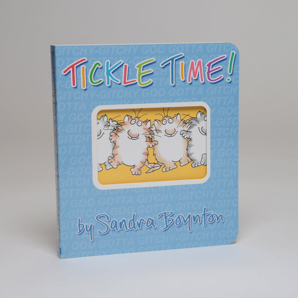 Tickle Time!, by Sandra Boynton