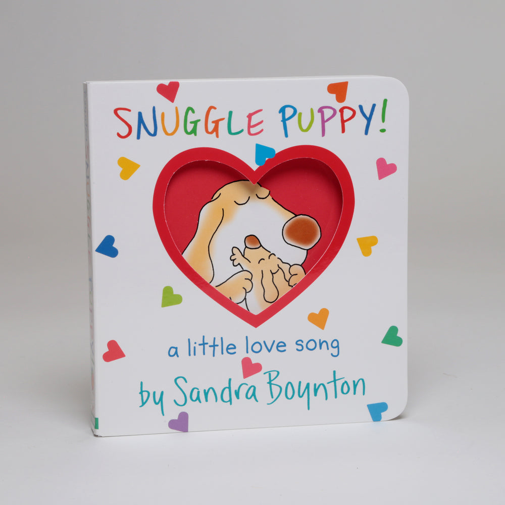 Snuggle Puppy!, By Sandra Boynton