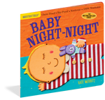 Indestructibles: Baby Night Night by Amy Pixton