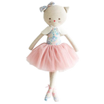 Adeleine Kitty Cat Doll