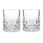 Admiral Crystal Tumblers - set of 4