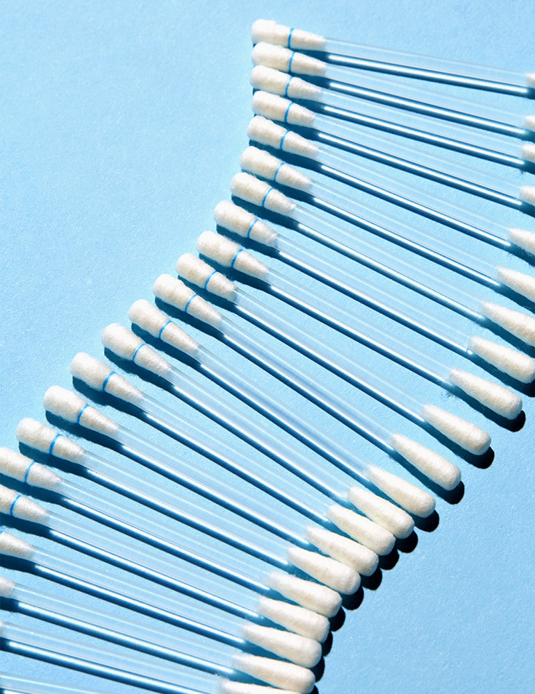 Tip Off Makeup Removing Cotton Swabs