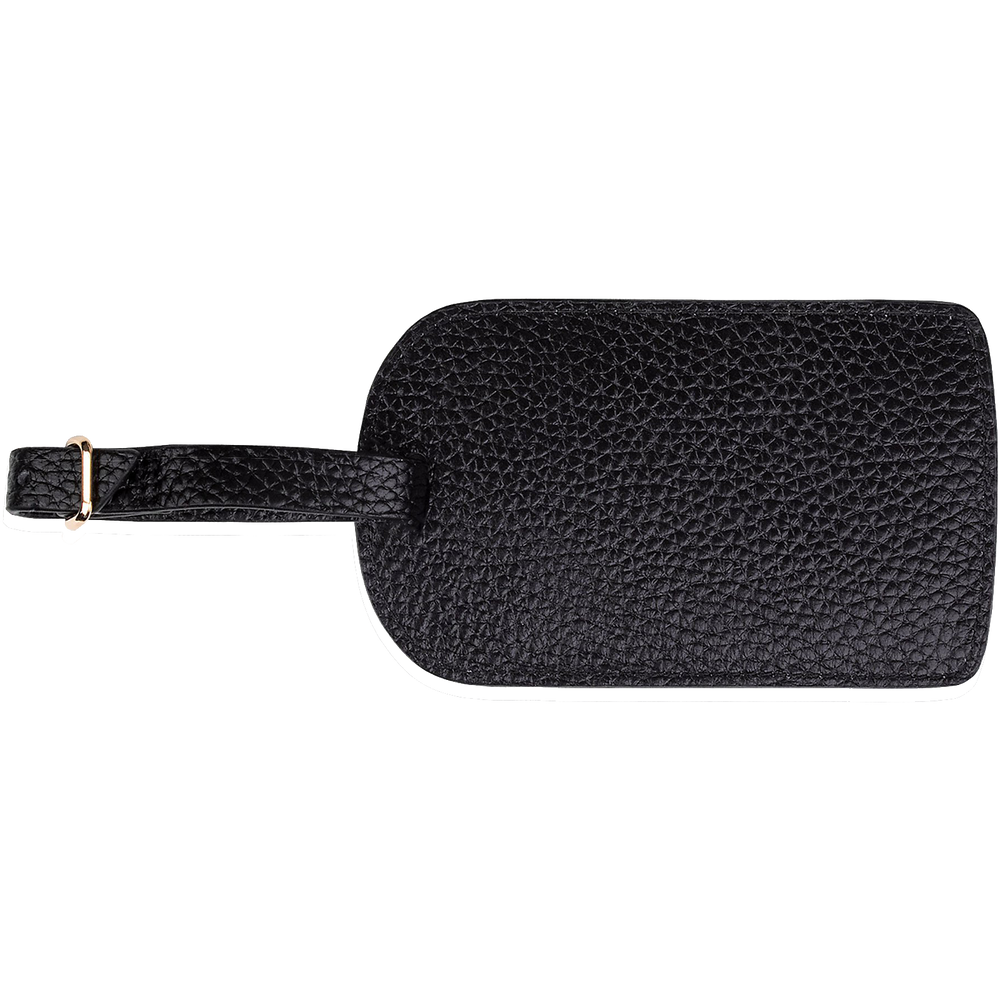 Amelia Leather Luggage Tag
