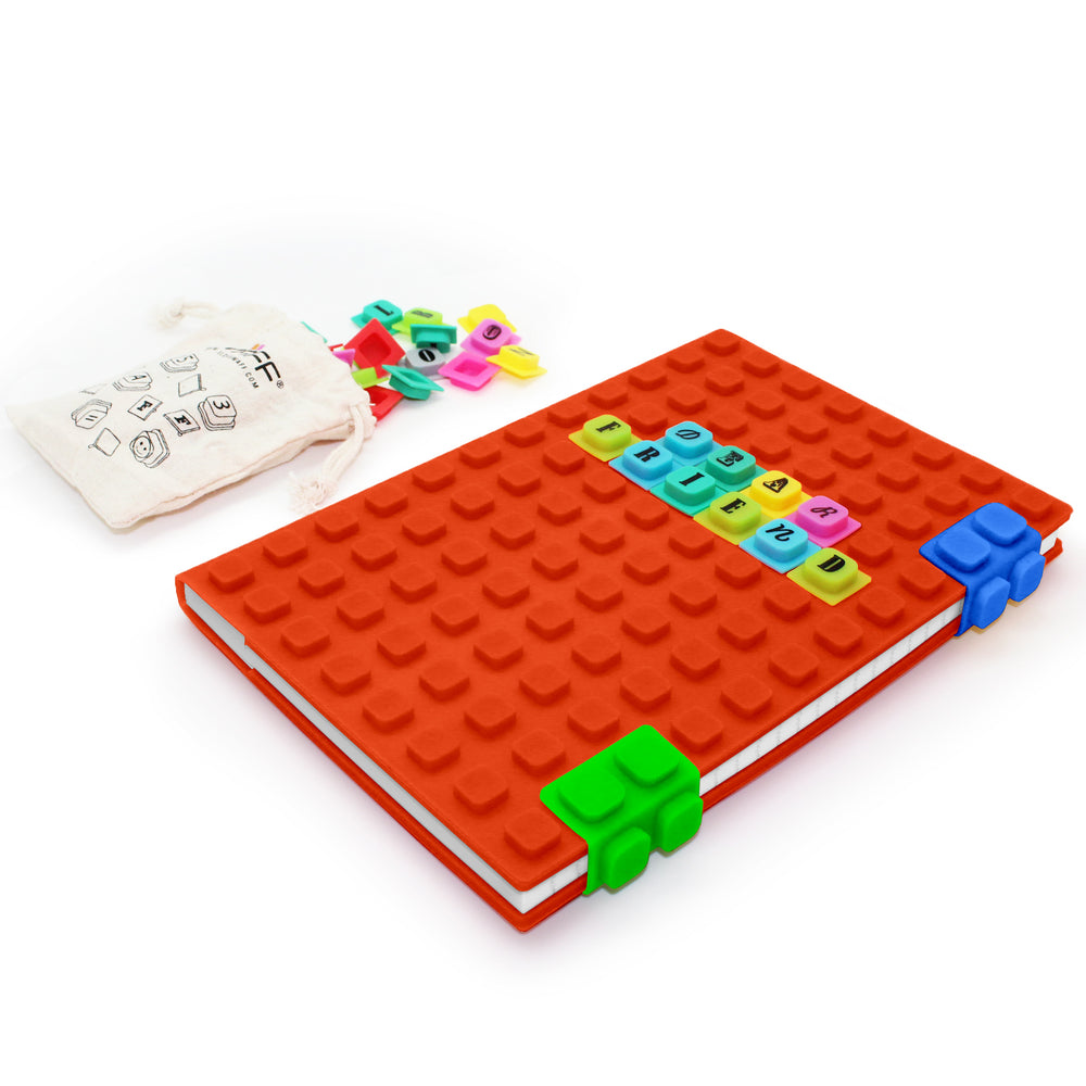 WAFF Silicone Combo Journal