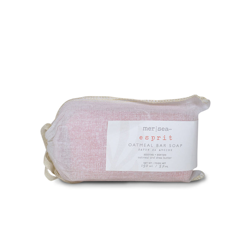 Moisturing Oatmeal Bar Soap